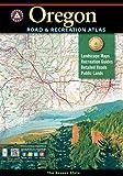 Oregon Road and Recreation Atlas, Benchmark Maps, 0929591623