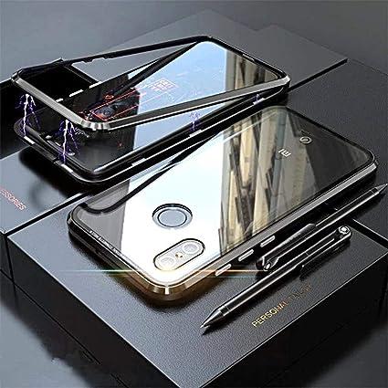 finest selection 6fc65 ff241 Redmi Note 5 Pro Magnet case Cover 360 Black