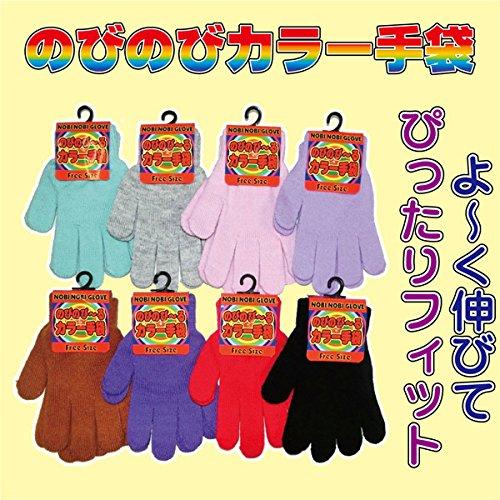 松村商事:のびのび手袋(10双入り) 895-1-1
