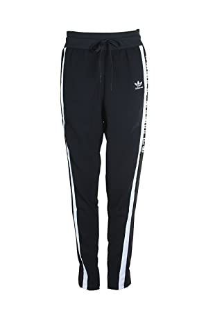 97519b213 adidas Originals Women's 3-Stripes Low Crotch Track Pants Black ...