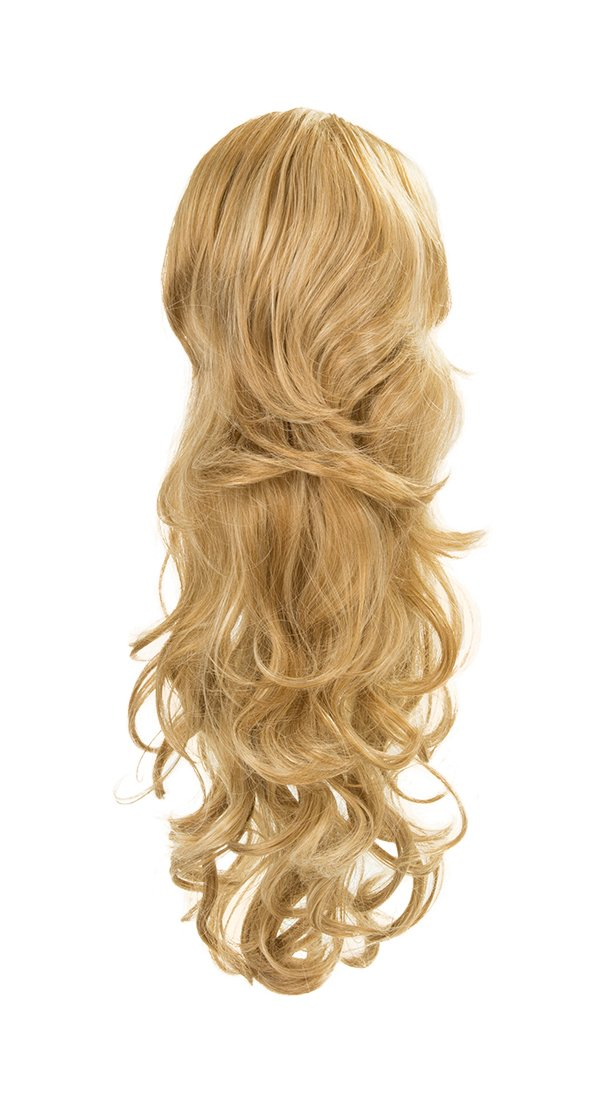 Amazon Curly Bump Up Volume Ponytail Extension Hair Piece 22