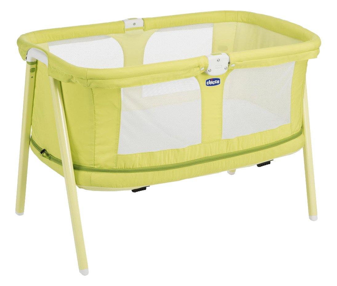 Chicco Lullago Zip Cot, Choice of Colours 04079153400000