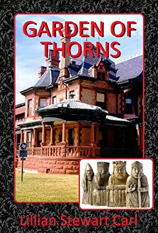 book cover of Garden of Thorns
