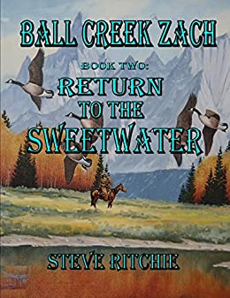BALL CREEK ZACH,  Book Two:  RETURN TO THE SWEETWATER