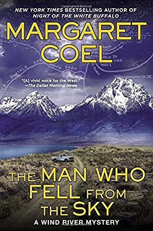 book cover of The Man Who Fell from the Sky