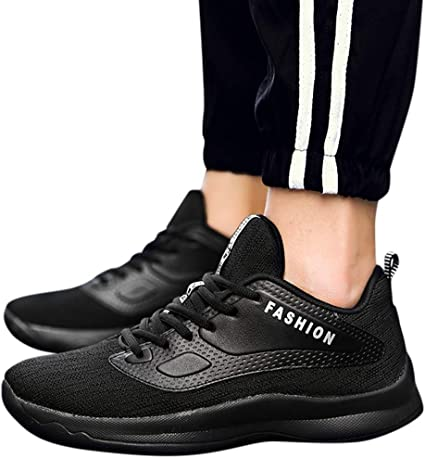 Fashion Men Running Shoes Outdoor Training Sports Breathable Casual Sneakers