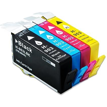 Ouguan Cartuchos de Impresora compatibles con HP 903 XL ...