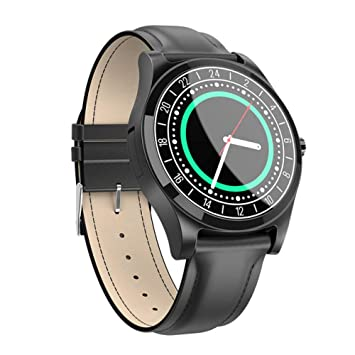 HNLZGL DT19 Bluetooth Smart Watch Hombres Reloj de Pulsera ...