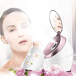 LFSP Stylish Facial Steamer With Nano-ion Hot Steam, Moisturizing In The Face Of Personal Sauna SPA, Used For Deep Cleaning Of Pores, Removing Blackheads And Acne