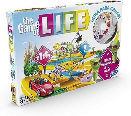 El juego Game of Life está lleno de sorpresas,Elige el camino para una vida de acción, aventura y so