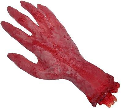 Bihood Abgetrennte Hand Hundespielzeug Abgetrennte Hand Prop