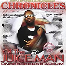 Chronicles of the Juice Man: Dragged & Chopped