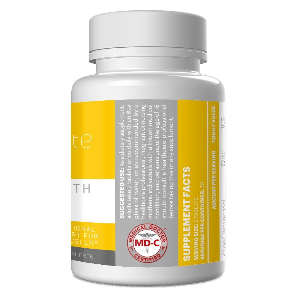 Juveriente Bone Strength Osteoporosis Supplement - All Natural Bone Health & Bone Supplement featuring Beta-Cryptoxanthin - Fight Bone Loss - Non-GMO and Gluten Free – 1 Month Supply by Juveriente (Image #2)