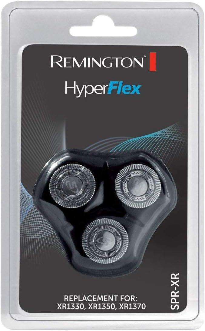 Remington SPR-XR Pack de Cabezales de Recambio para Afeitadoras ...