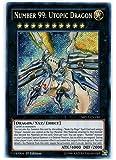 Yu-Gi-Oh! - Number 99: Utopic Dragon (MP15-EN190) - Mega Pack 2015 - 1st Edition - Secret Rare