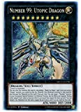 99 utopic dragon - Yu-Gi-Oh! - Number 99: Utopic Dragon (MP15-EN190) - Mega Pack 2015 - 1st Edition - Secret Rare