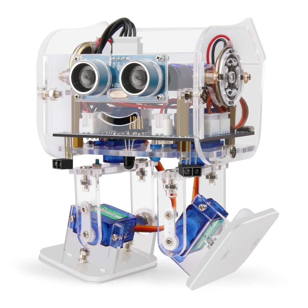 Echtes Werkzeug für Kinder - Echtes Kinderwerkzeug - Bausatz Kinder - Roboter Bausatz für Kinder