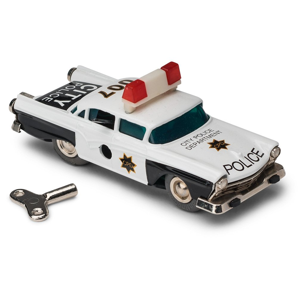 Kings County Tools Schuco Vintage Police Car by Kings County Tools