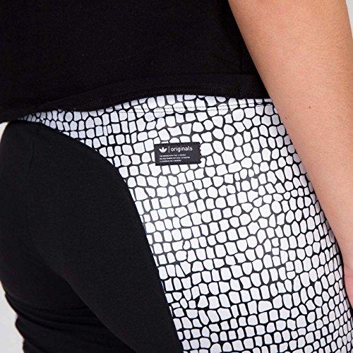 adidas Originals Leggings impresión Running Fitness Pant–Pantalones para mujer, color negro, talla 40