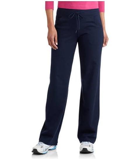 a6b3ec12a4f Danskin Now Women s Dri-More Core Bootcut Yoga Workout Pants - Regular or  Petite at Amazon Women s Clothing store