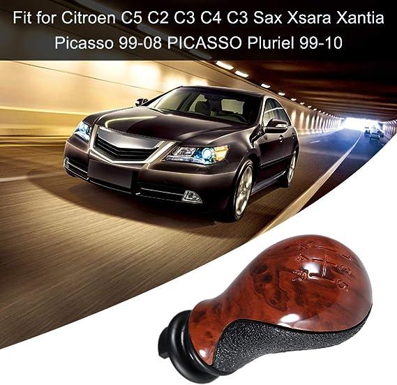 c5 I FL 2004-2008 Pommeau 5 vitesses Convient pour citroen c5 I 2001-2008 k39