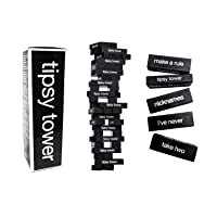 Tipsy Tower Drinking Game - 54 Blocks, over 35 Different Rules and Games - The Ultimate...