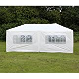 Palm Springs Outdoor 10 x 20 Wedding Party Tent Canopy