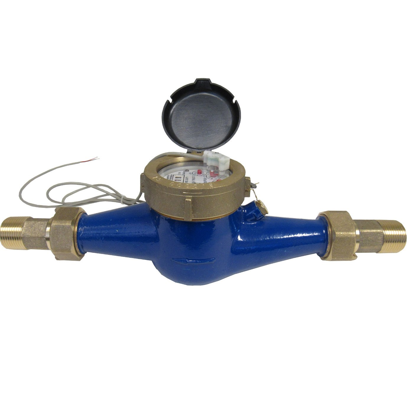 PRM 2 INCH NPT MULTI-JET WATER METER WITH PULSE OUTPUT
