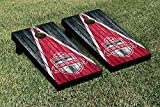 Toronto FC MLS Soccer Regulation Cornhole Game Set Weathered Triangle Version