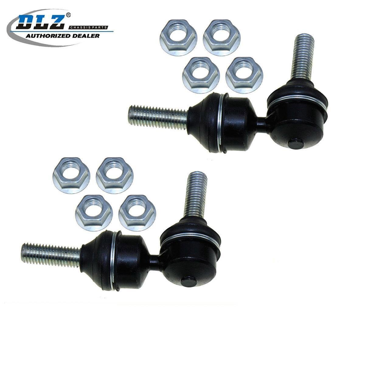 DLZ 2 Pcs Front Suspension Kit-2 Sway Stabilizer Bar Link Compatible with 1995-2000 Chrysler Cirrus 1996-2006 Chrysler Sebring 1995-2006 Dodge Stratus 1996-2000 Plymouth Breeze K7306 Partsgoing