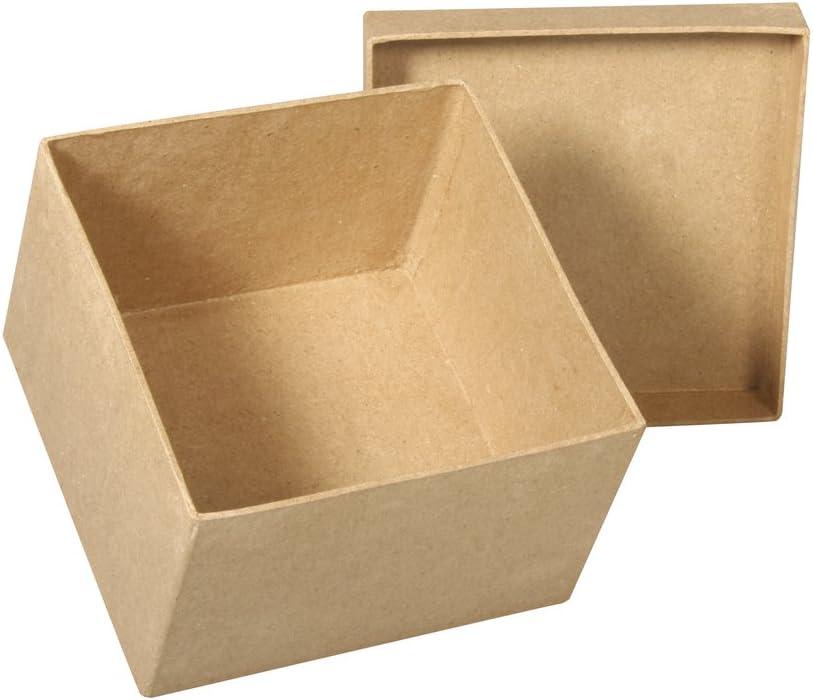 Jumbo-Schachtel Rund Pappmach/é