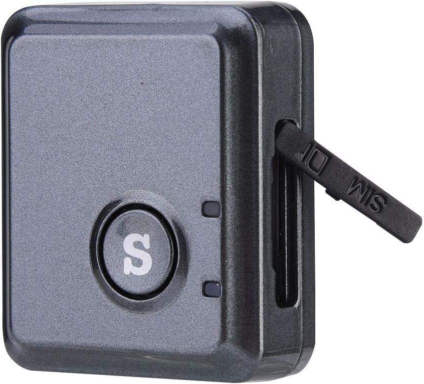 Bewinner Mini GPS Localizador de Rastreadores,Posicionamiento Global gsm Sistema,SOS por Ayuda,Alta Precisión de Posicionamiento Tracker GPS en Tiempo Real para Niño/Anciano/Coches/Mascota