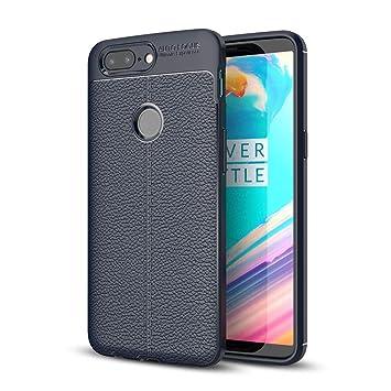 Saingace (TM) Carcasa para OnePlus 5T, funda fina de TPU ...