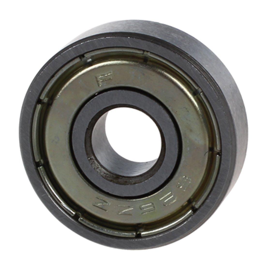 REFURBISHHOUSE 5 pz 626Z 6mm x 19mm x 6mm schermati gola profonda cuscinetto radiale a sfere Riga singola