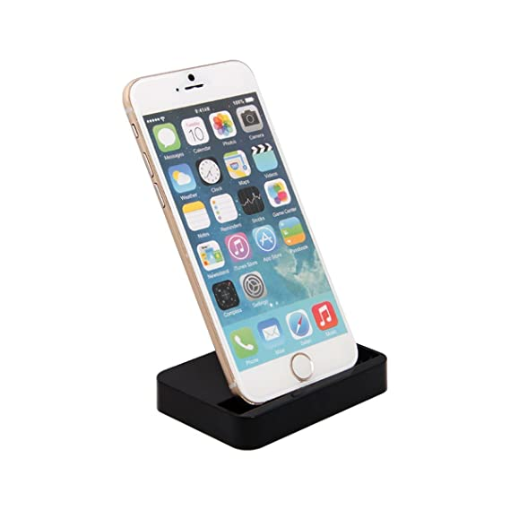 Amazon.com: PlatinumTech iPhone 6 Charger Docking Station; Cradle ...