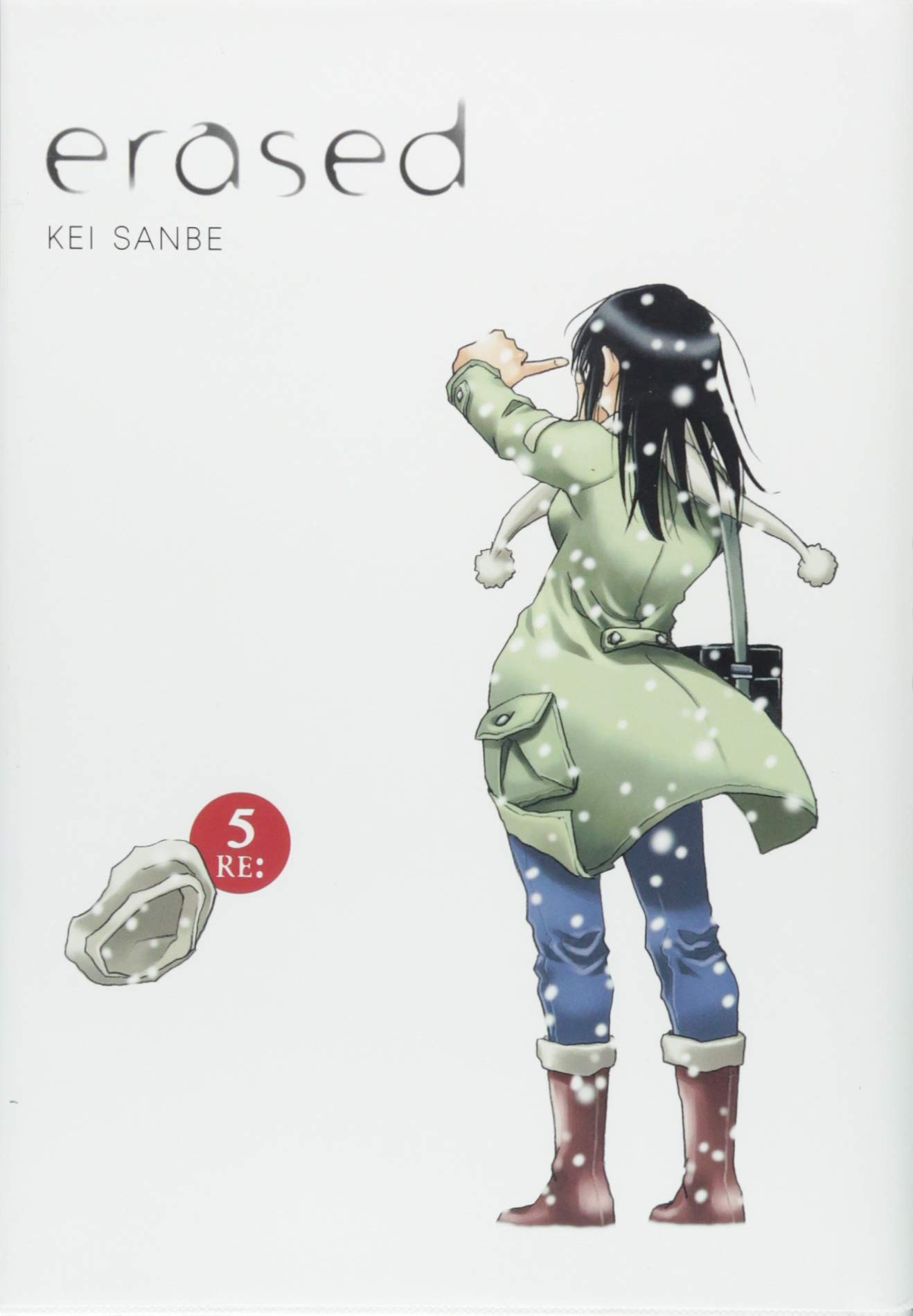 Download Erased, Vol. 5 ebook
