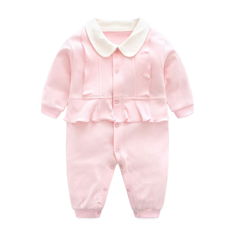 Vine Newborn Girls Boys Cartoon Costumes Baby Outfit Infant Romper Sleepsuit 0-3 Months
