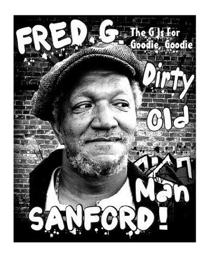 fred-g-sanford-dirty-old-man-medium-black-t-shirt