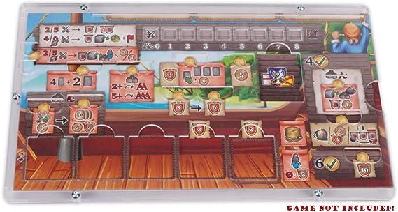 docsmagic.de Insert + 4 Player Organizer for Maracaibo Box - Encarte: Amazon.es: Juguetes y juegos