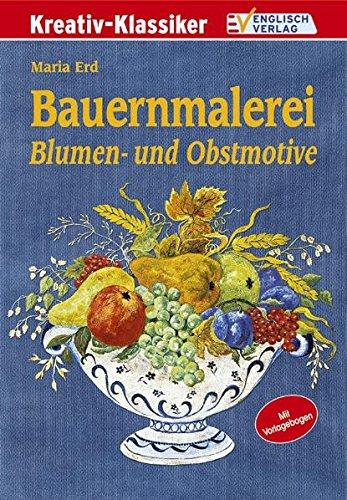 Bauernmalerei. Blumen- und Obstmotive