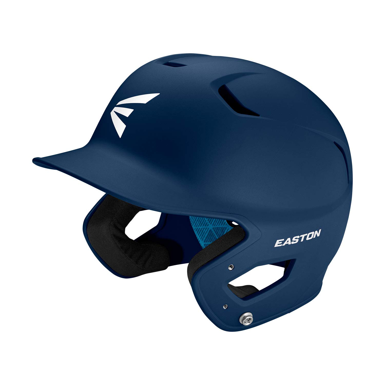 Easton Z5 2.0 Baseball Batting Helmet Matte Finish Series, 2021, Dual-Density Impact Absorption Foam, High Impact Resistant ABS Shell, Moisture Wicking BioDRI Liner, JAW Guard Compatible