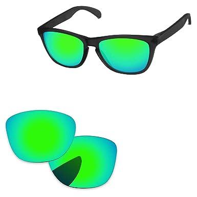 sunglasses restorer Lentes de Recambio Polarizadas Sapphire Green ...
