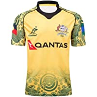 CRBsports Team Australia, Rugby Jersey, Nueva Tela Bordada, Swag Sportswear