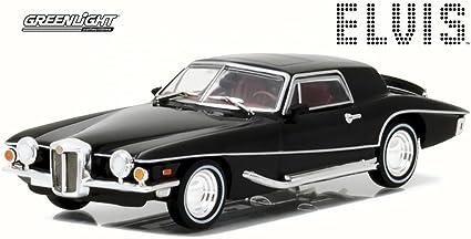 1:43 scale diecast Car ELVIS PRESLEY 1971 Stutz Blackhawk GREENLIGHT