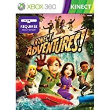 Kinect Adventures! - Xbox 360 Standard Edition