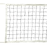 Tuodeal Volleyball Net for Professional Sports Backyard Beach Sand Pool 32 x 3 FT Poles Not Included