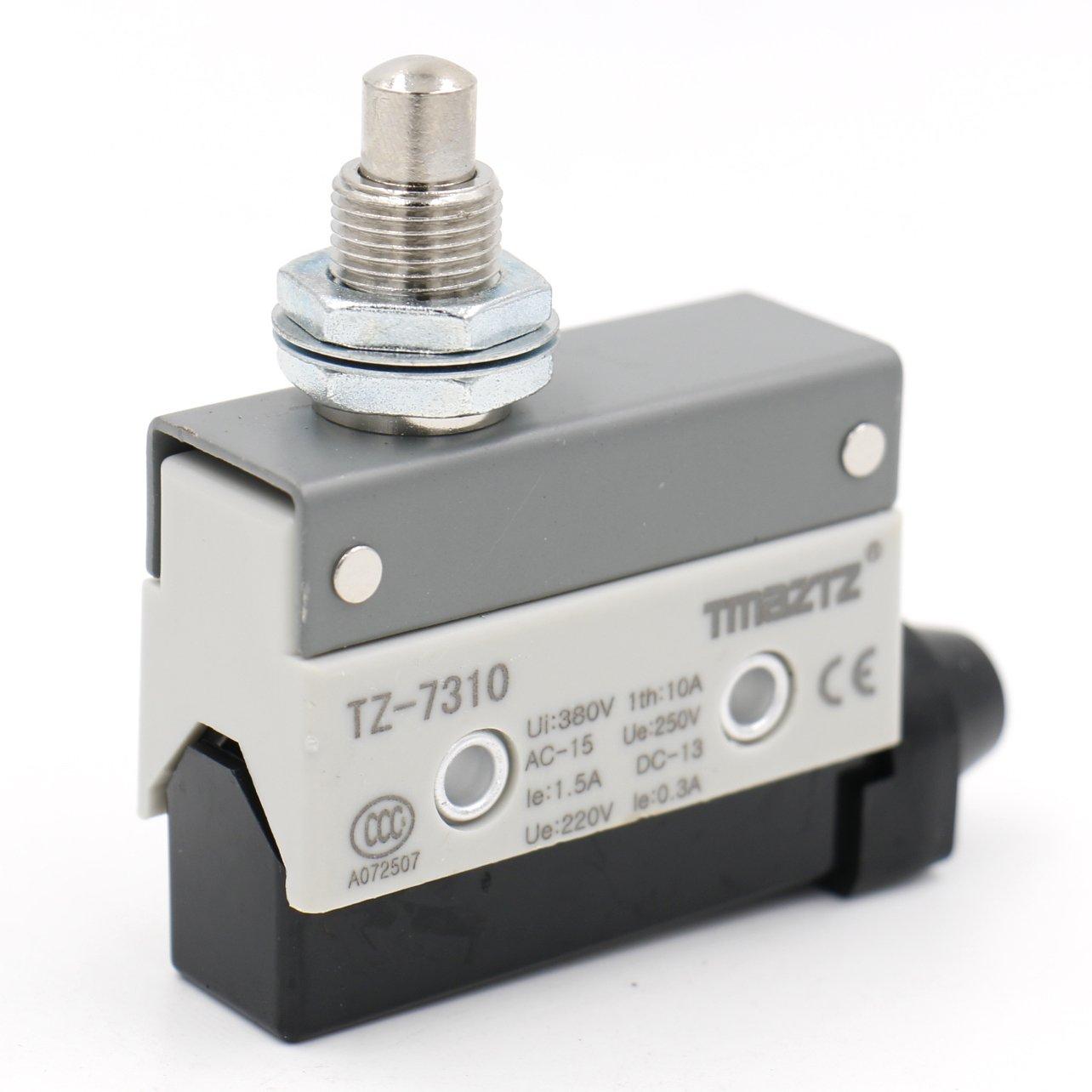 Heschen orizzontale finecorsa tz-7310/Momentray montaggio pannello stantuffo attuatore AC 380/V 10/A unipolare