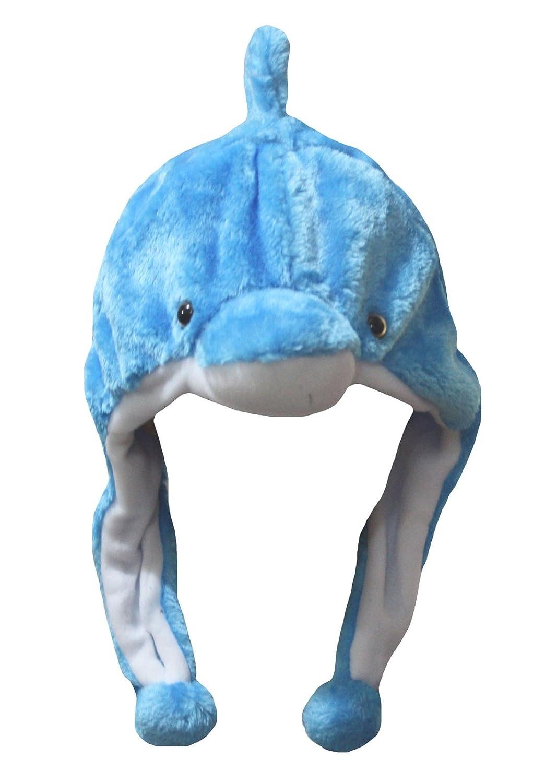 Royal blauer Delfin Hat Animal Kleid Kinder Kost/üm Einheitsgr/ö/ße