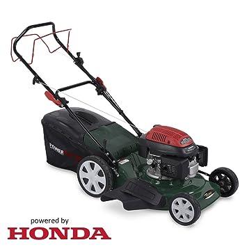 Powerplus 502 mm, potente 160cc 4 tiempos motor Honda gasolina cortacésped de acero 4-