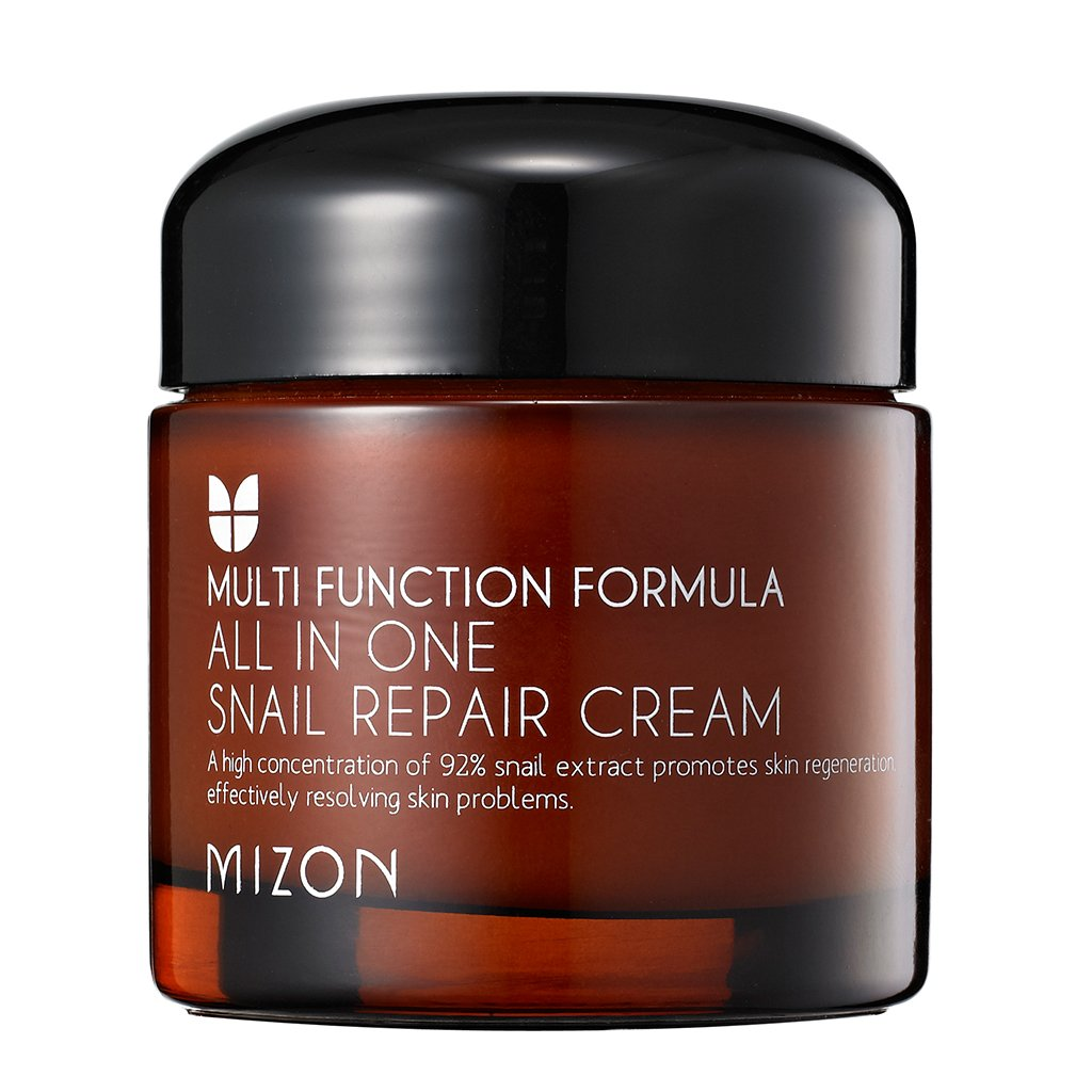 Image result for mizon snail all in one cream review